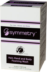 SOAP/ Foaming/ Symmetry/ Hair and Body Foam 1250 ml