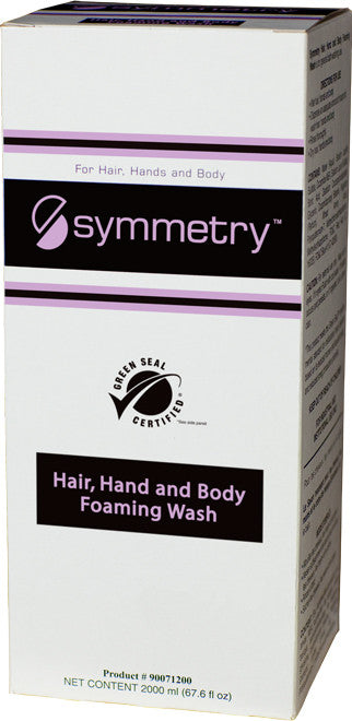 SOAP/ Foaming/ Symmetry/ Hair and Body Foam 2000 ml