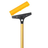 "SCRAPER/ Floor/ Ettore Heavy Duty Scraper with 4"" Angled Head and 48"" Handle"
