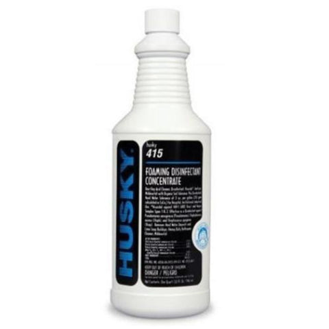 "BATH/ ""Husky 415"" Foaming Disinfectant Concentrate, Quart"