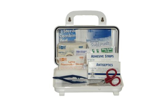 SAFETY/ First Aid Kit, 10 Person