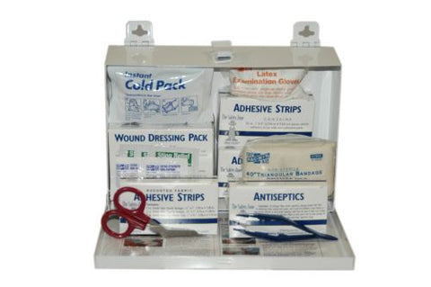 SAFETY/ First Aid Kit, 25 person
