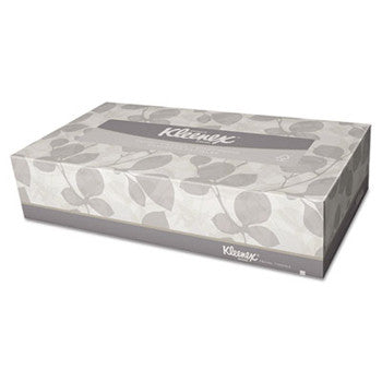 FACIAL/ Kleenex Professional Flat Box Facial Tissue