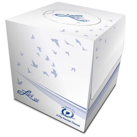 FACIAL/ Livi VPG Select Cube Facial Tissue