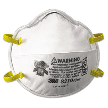 SAFETY/ Dust Mask, NIOSH Approved