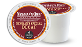 K-CUP/ Coffee/ Newman's Own Special Blend Decaf