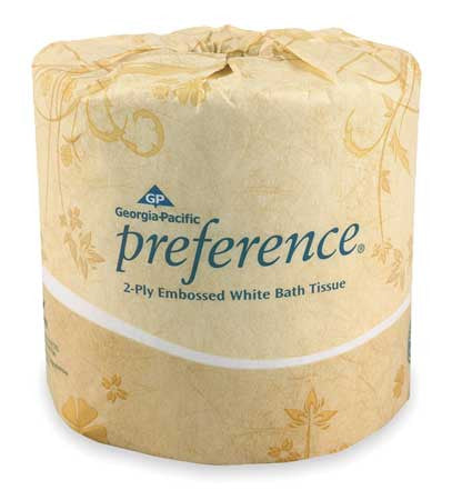 TOILET TISSUE/ Standard/ 80 Roll/ Preference