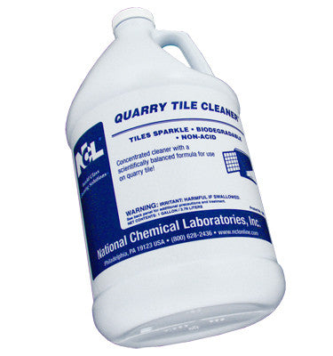 "CLEANER/ ""QUARRY TILE CLEANER"""