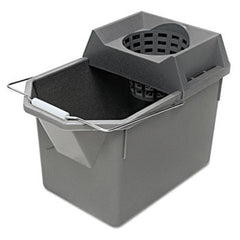 BUCKET/ 15 Quart/ Pail with Strainer