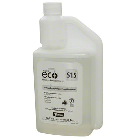 ECO/ HYDROGEN PEROXIDE S15/ Squeeze and Pour