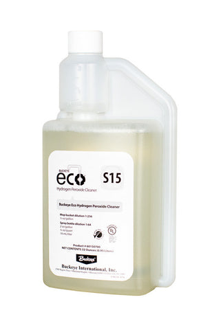 ECO/ HYDROGEN PEROXIDE S15, Squeeze and Pour
