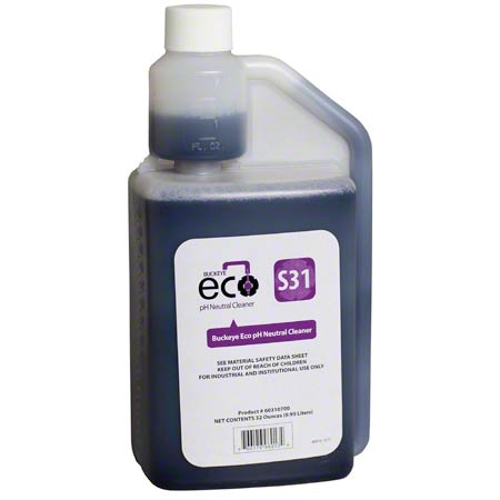 ECO/ NEUTRAL FLOOR CLEANER S31/ Squeeze and Pour