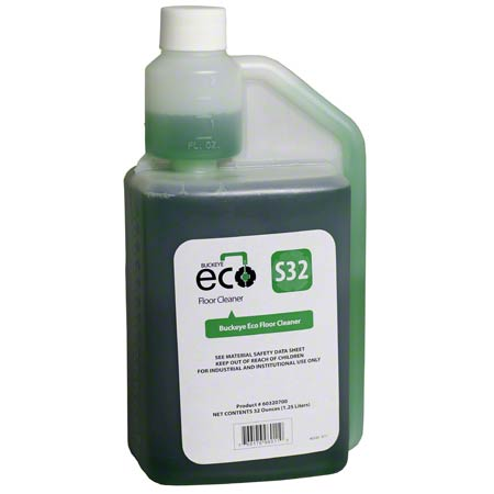 ECO/ SUPER CONCENTRATED FLOOR CLEANER S32/ Squeeze and Pour