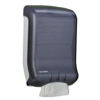 TOWEL DISPENSER/ Folded Towel/ San Jamar Ultrafold Towel Dispenser Item# T1700TBK