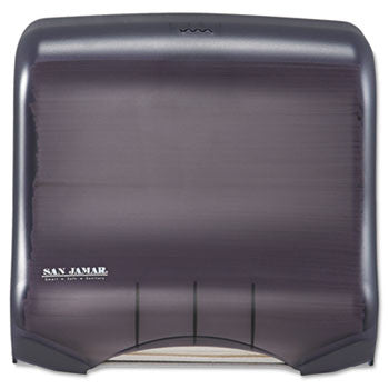TOWEL DISPENSER/ Folded Towel/ San Jamar Ultrafold Mini Towel Dispenser Item# T1750TBK