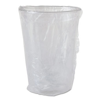 CUP/ Plastic, Wrapped 9 oz