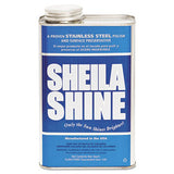 "METAL/ ""Sheila Shine"" Stainless Steel Cleaner, Liquid"