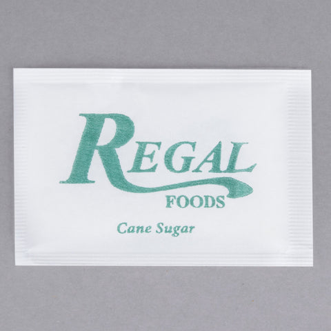 COFFEE CONDIMENT/ Sugar Packet, 2000 Packets per Case