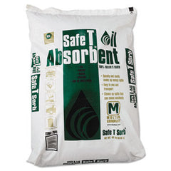 "ABSORB/ Clay Absorbent ""Safe-T-Sorb"" 40 lb"