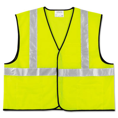 SAFETY/ Vest/ Lime Green Class 2