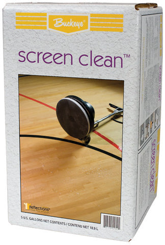 "PREP CLEANER/BUCKEYE ""SCREEN CLEAN"" Floor Prep Cleaner"