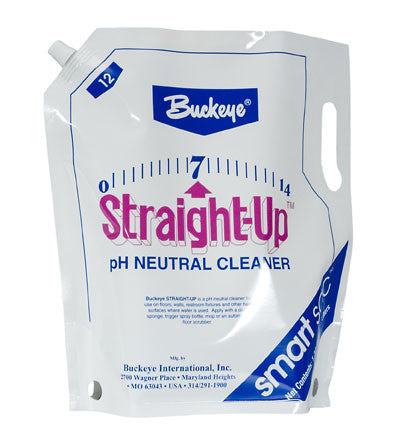 Cleaner Buckeye Straight Up Neutral Floor Cleaner