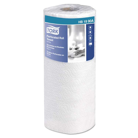 HOUSEHOLD ROLL TOWEL/ Tork, 2 ply, 85 sheet, 30 rolls, #HB1990A