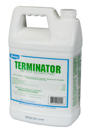 Disinfect Buckeye Terminator Heavy Duty Cleaner
