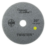 PADS/ Twister/ Step 2 - Yellow 1500 grit