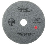 PADS/ Twister/ Heavy Duty - Red 400 grit
