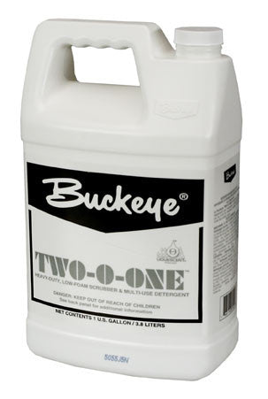 "DEGREASER/BUCKEYE ""TWO-O-ONE"" Heavy-Duty Degreaser"