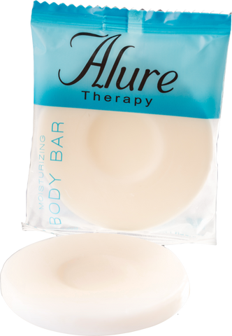 AMENITIES/ Alure/ Body Bar, 1.5 oz, 500/cs Item# AL765-BB500