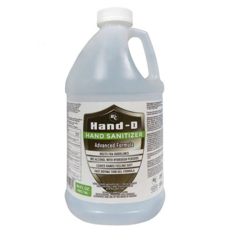 SANITIZER/ Alcohol/ Hand-D 75% Hand Sanitizer, gallon