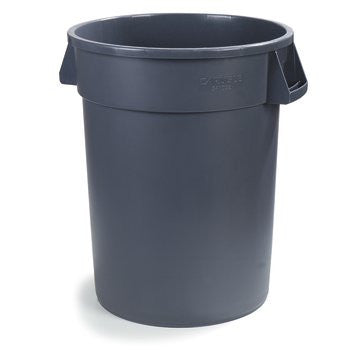 "HEAVY DUTY/ ""Bronco"" Heavy-Duty Container, 32 gallon"