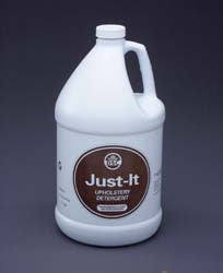 "FABRIC CARE/ ""Just-It"" Upholstery Detergent"
