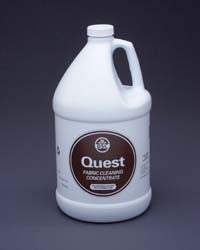 "FABRIC CARE/ ""Quest"" Fabric Cleaning Concentrate"