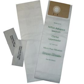 VACUUM/Bags/Advance Micro-Plus for Spectrum