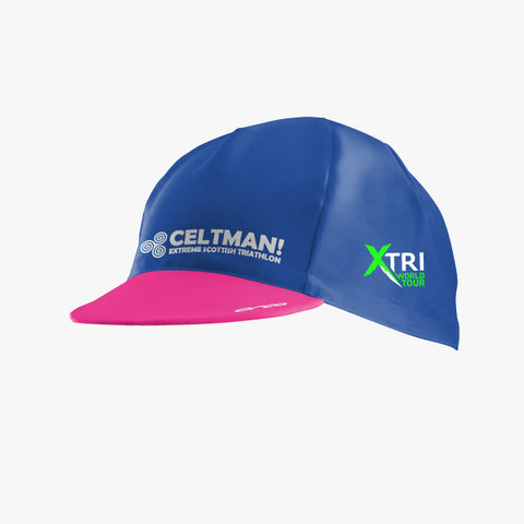 CELTMAN! Racing Cap