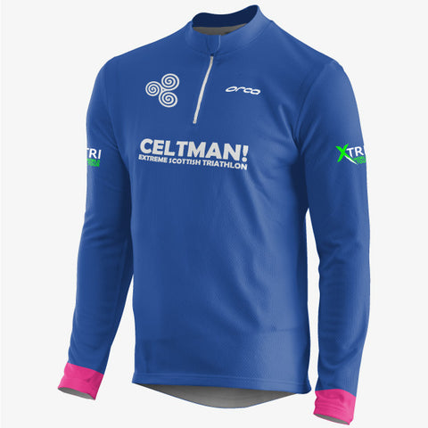 CELTMAN! Men's Long Sleeved Fleece Top