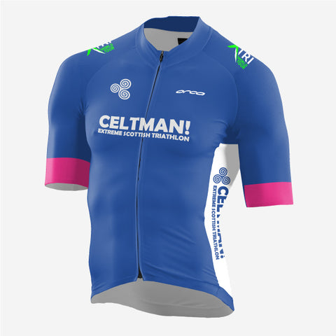 CELTMAN! Core Women's Bike Jersey