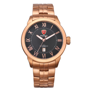 Parigi Man Watch Item 01002 Rose Gold