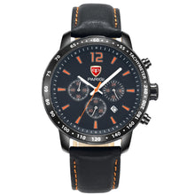Load image into Gallery viewer, Parigi Man Watch Item 50101 Black