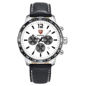 Paragi Man Watch Item 50101 White