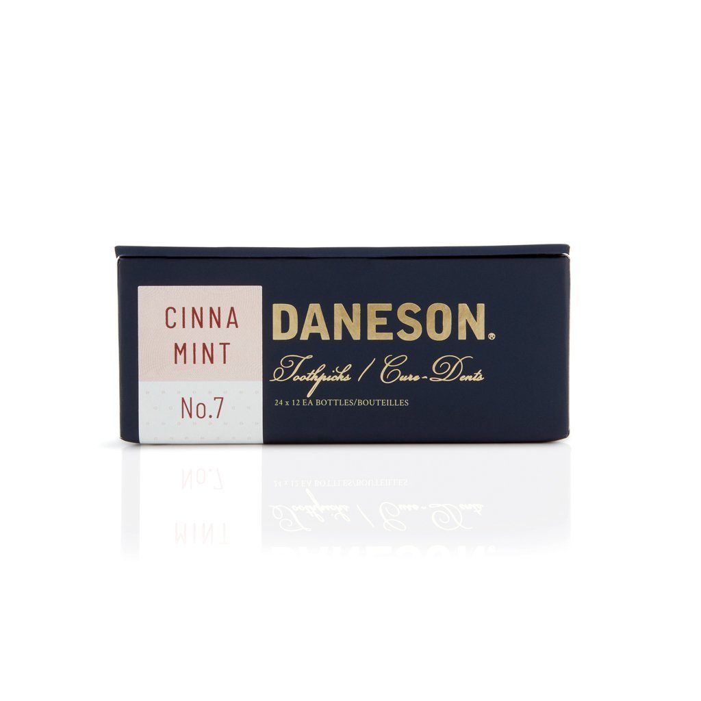 Cinna Mint No.7 | 24-Bottle Case - Daneson EU