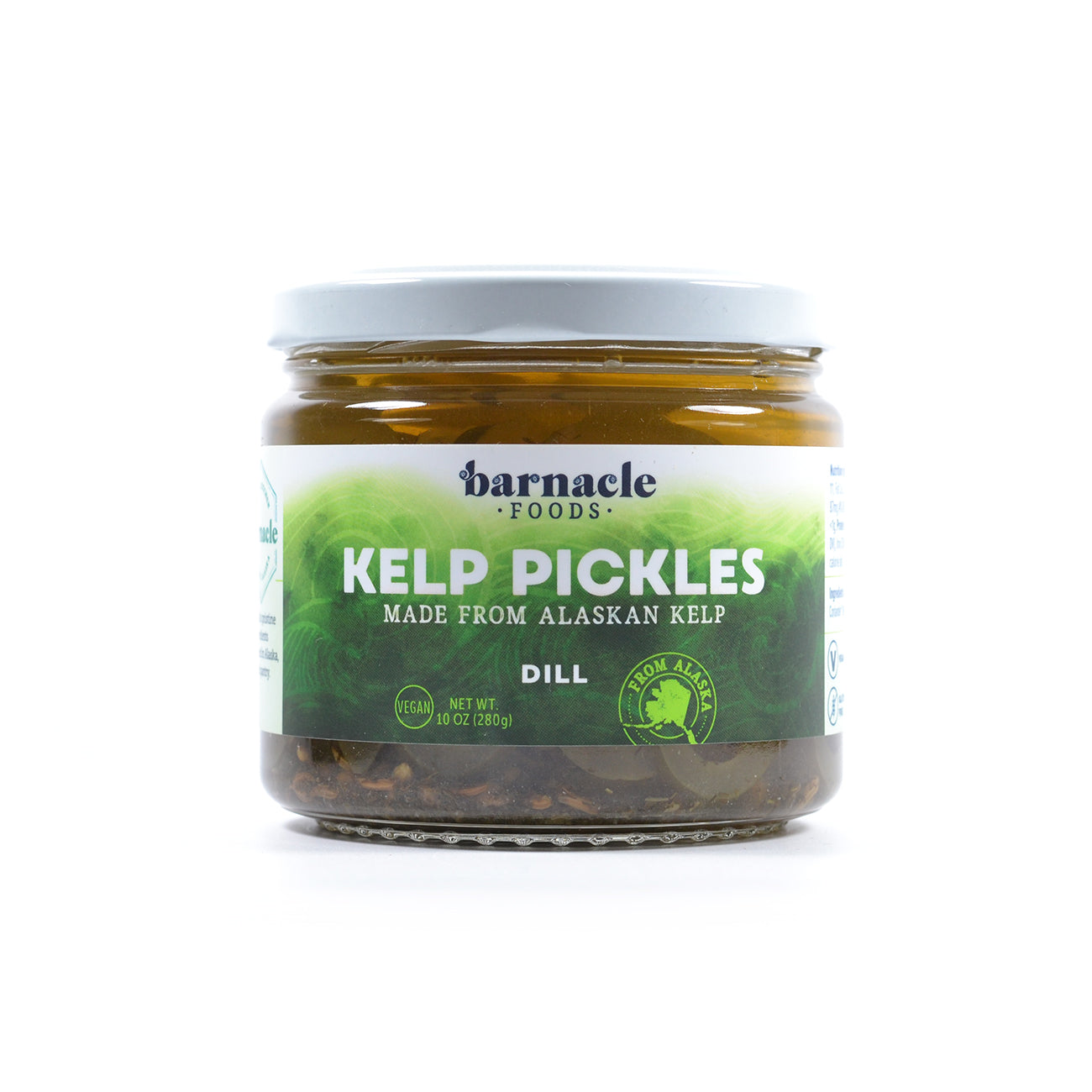 Dill Kelp Pickles