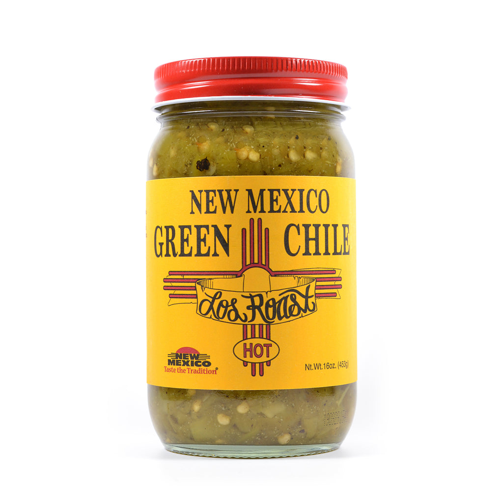 Green Chile - Hot