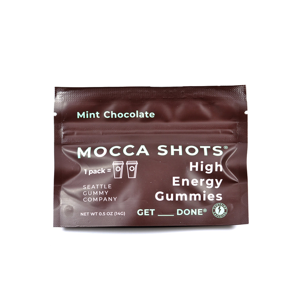 Mocca Shots - Mint Chocolate