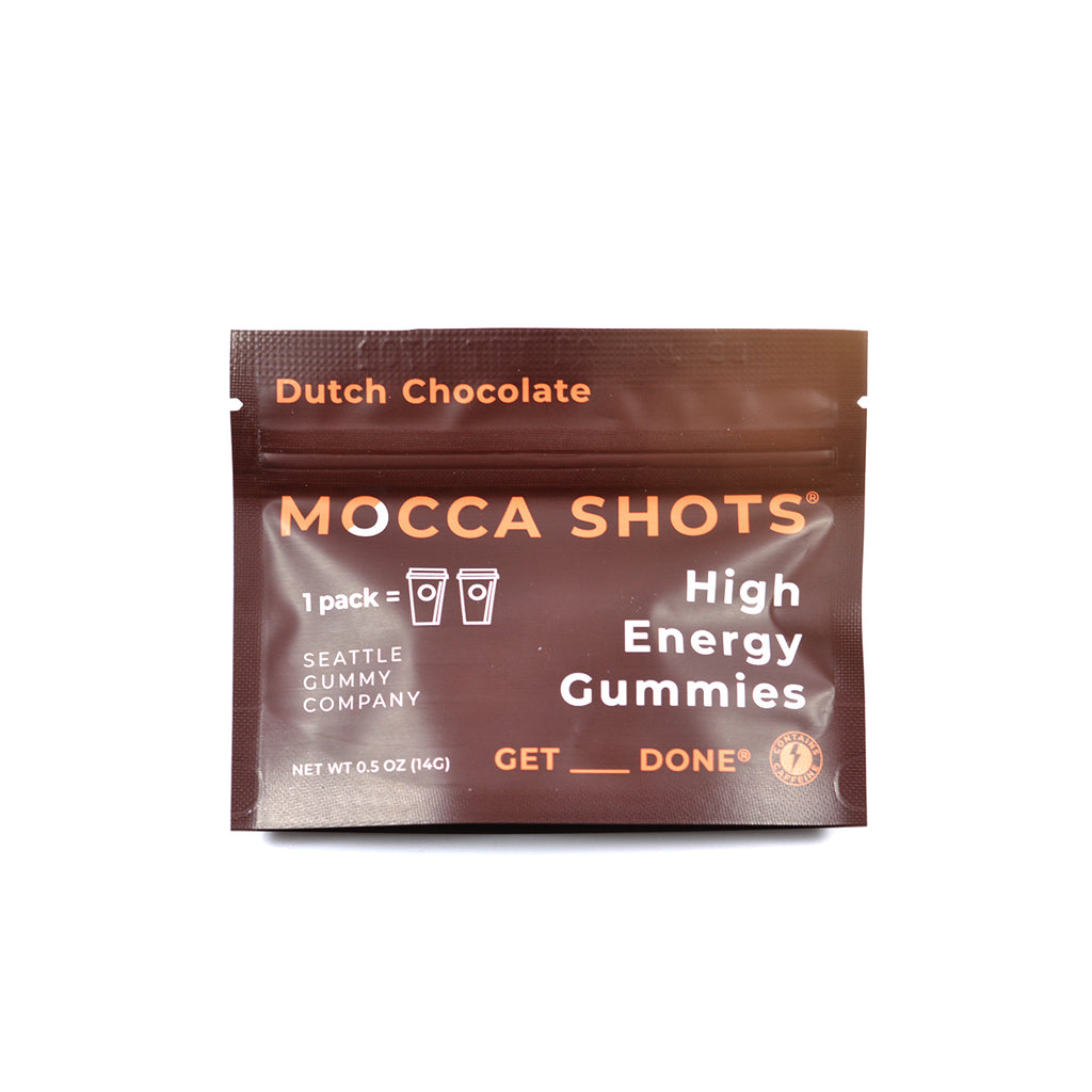 Mocca Shots- Dutch Chocolate