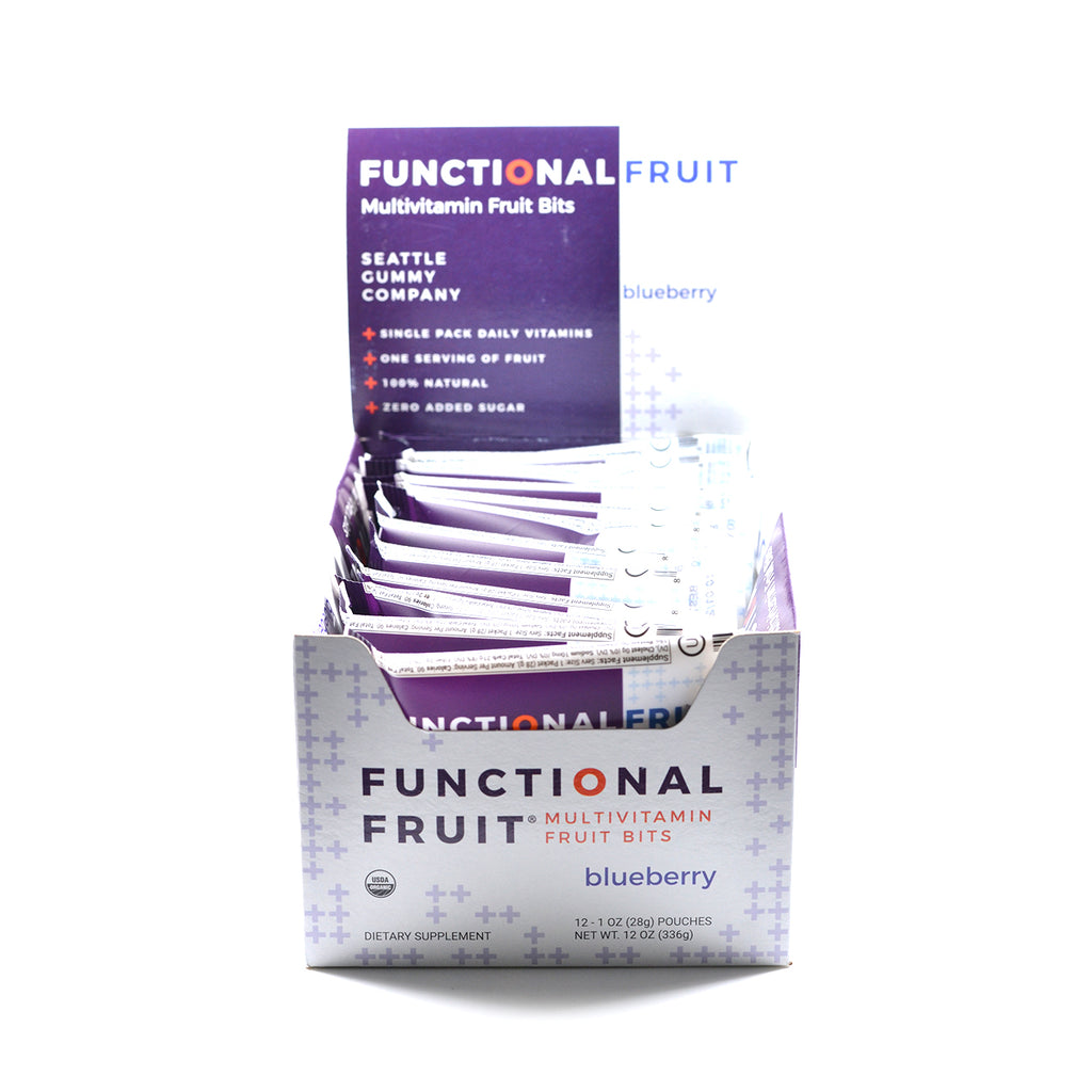 Functional Fruit - Blueberry
