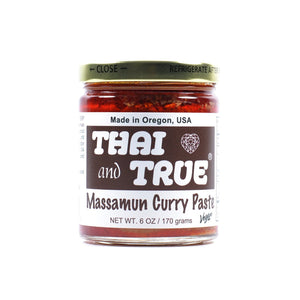 Massamun Curry Paste